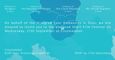 Visegrad Short Film Festival Oslo
