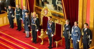 Harald V na 75. rocznicy wyzwolenia Finnmark