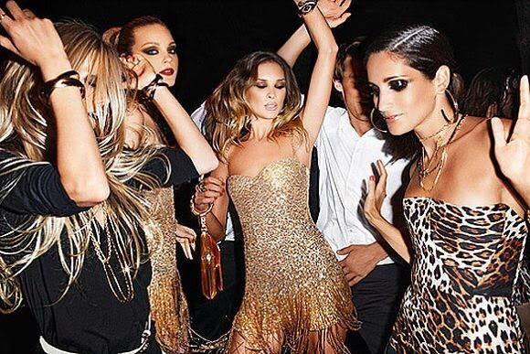"""Impreza """" Let's Party!"""" z okazji Dnia Kobiet w klubie Mojito Bar w Oslo"""