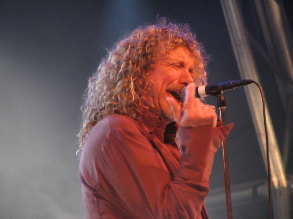 Robert Plant w trasie po Norwegii