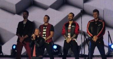 Backstreet Boys w Oslo