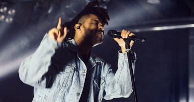 The Weeknd odwiedzi Bergen