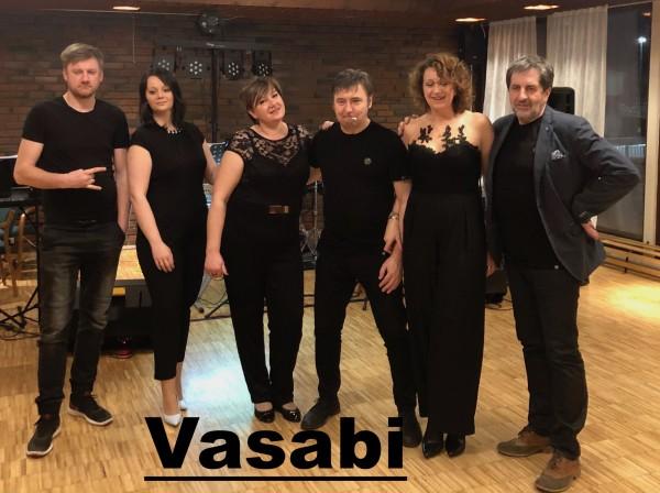 Zabawa taneczna z zespołem Vasabi