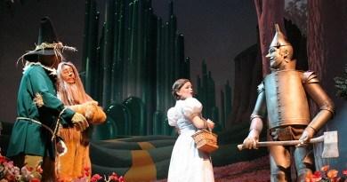 Czarnoksiężnik z Krainy Oz na deskach teatru w Stavanger