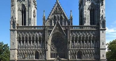 Polsko - norweska wystawa: Złote Ogniwa - Dwie katedry, dwa narody