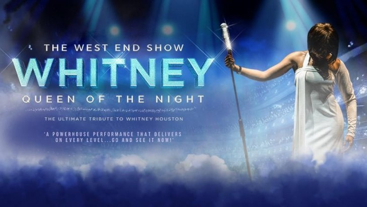 Whitney – Queen Of The Night w Oslo