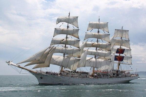 Tall Ship Races w Fredrikstad