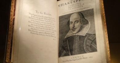 Teatr The Globe z Londynu przyjedzie ze sztukami Williama Shakespeara