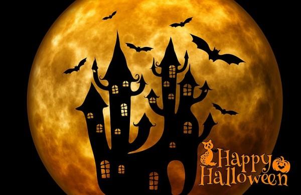 Halloweenowa impreza dla dzieci