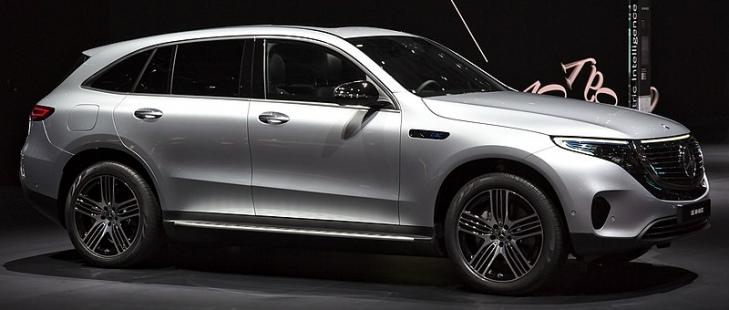 Premiera SUV-a Mercedes-Benz EQC w Norwegii