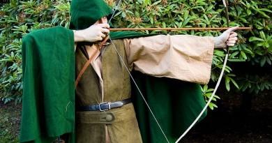 Robin Hood jako musical