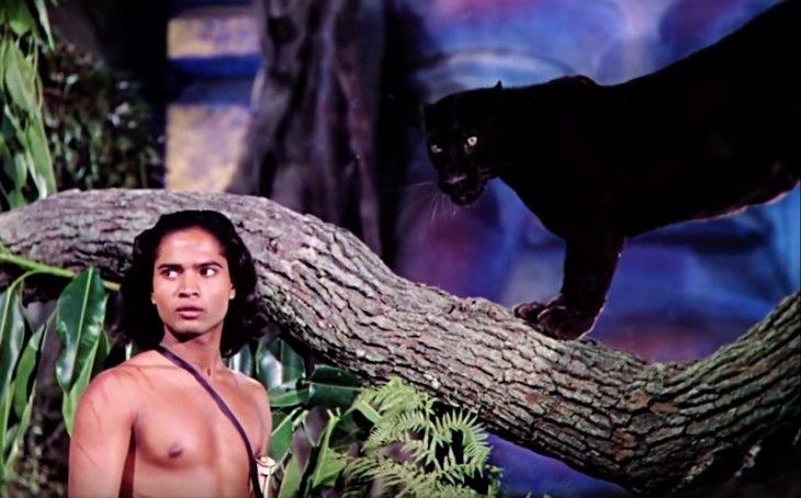 Księga Dżungli jako przedstawienie teatralne