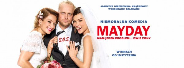 Mayday w norweskich kinach