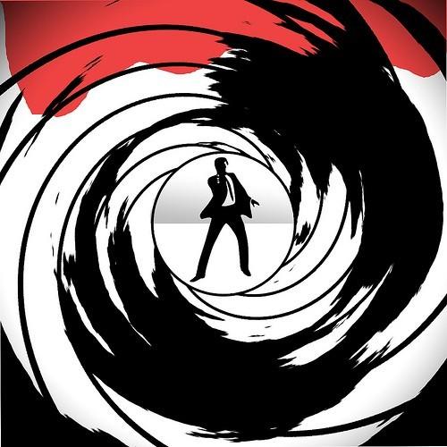 Cztery klasyczne filmy z Bondem na dużym ekranie