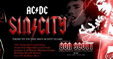 SIN/CITY - AC/DC Show w Trondheim
