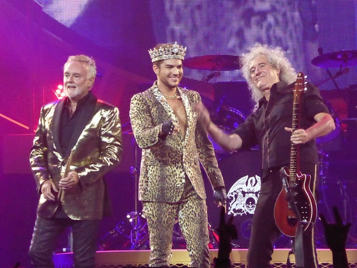Queen + Adam Lambert w Oslo