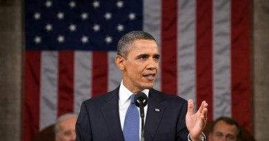 Barack Obama na wykładzie The Future of Technology and Sustainability