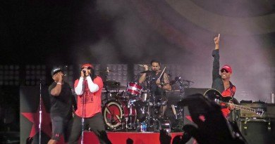 Prophets of Rage na dwóch koncertach w Norwegii