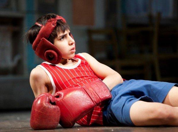 "Musical ""Billy Elliot"" na deskach sceny w Sandnes"
