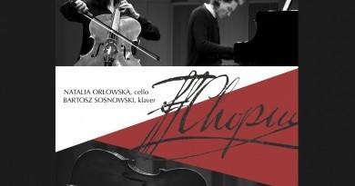 Koncert w 209. rocznicę urodzin Fryderyka Chopina