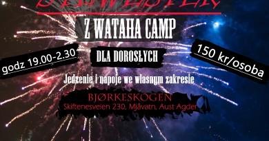 Sylwester z Wataha Camp