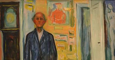 Wystawa obrazów Edvarda Muncha