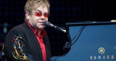 Elton John w Norwegii