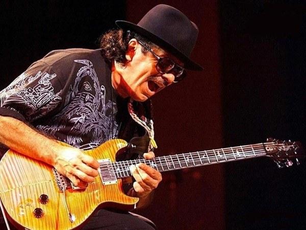 Carlos Santana w Oslo
