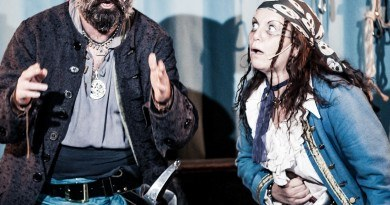 Piracki kabaret w Bergen