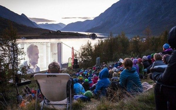 Fjellfilmfestivalen, czyli festiwal kina górskiego