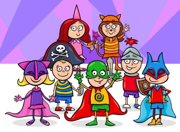 Karnawał dla dzieci z Wataha Camp