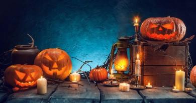 Halloween z Wataha Camp