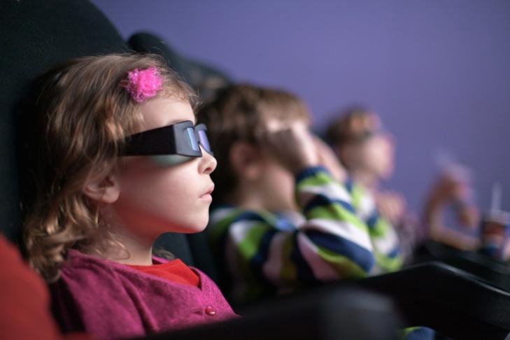 Dziecięce kino w Sandnes