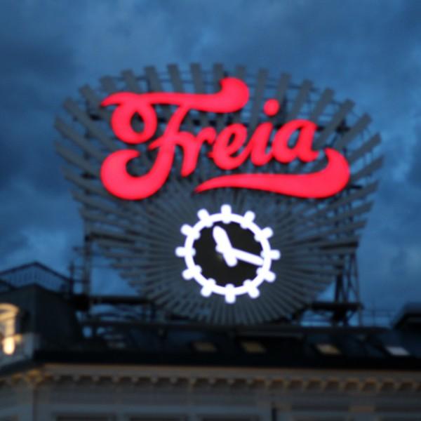 Wycieczka po fabryce czekolady Freia