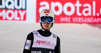 Raw Air 2020: Puchar Świata w Lillehammer