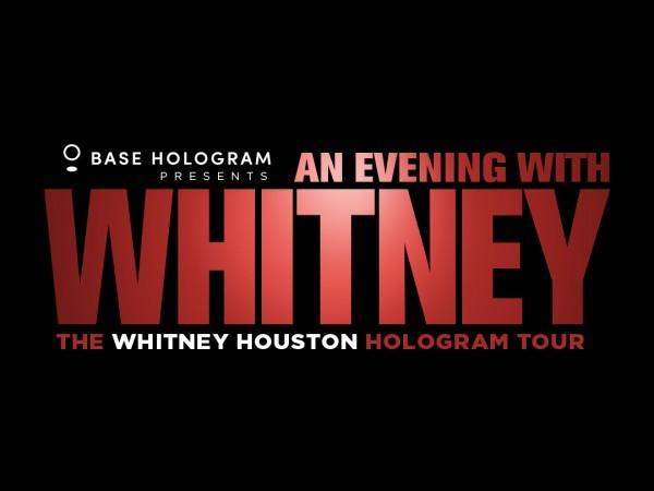 The Whitney Houston Hologram Tour w Oslo