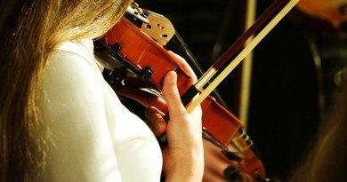 Oktet smyczkowy i wokalistka sopranowa — niezwykły koncert w Oslo