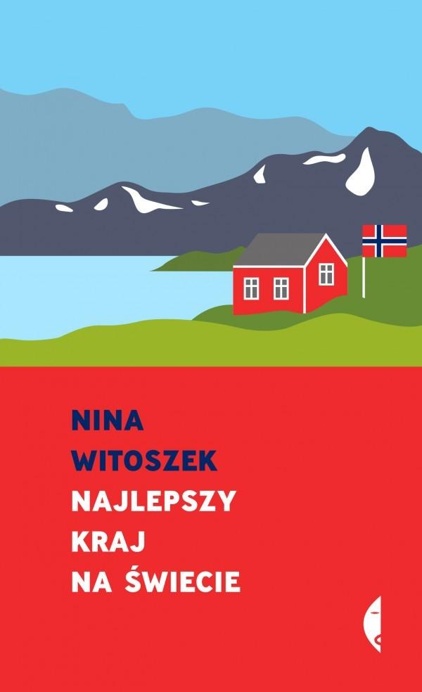 """Premiera książki """"Najlepszy kraj na świecie"""" Niny Witoszek (wyd. Czarne)"""