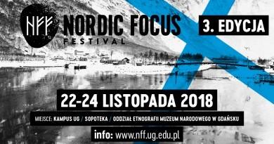 3 edycja Nordic Focus Festival