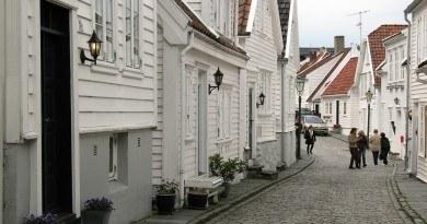 Sztuka uliczna Stavanger