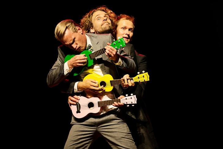 Nordic Tenors - Viva la Musica