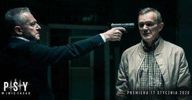 Wielki powrót Franza Maurera - Psy 3 w norweskich kinach
