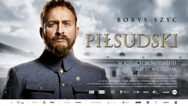 """""""Piłsudski"""" w kinach w Norwegii"""