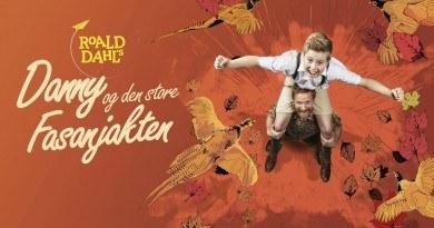 Danny og den store fasanjakten - przedstawienie dla dzieci w Bergen