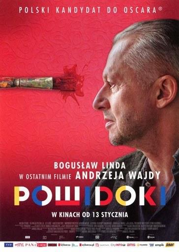 """Pokaz filmu """"Powidoki"""" Andrzeja Wajdy w Oslo"""