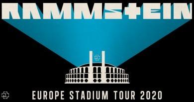 Rammstein Europe Stadium Tour - Trondheim 2020