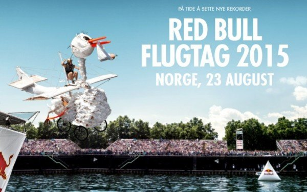 Red Bull Flugtag Norway 2015