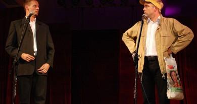 Kabaret Ani Mru Mru wraz z Jerzym Kryszakiem rozśmieszą Norwegię