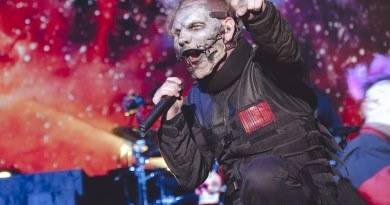 Slipknot i Behemoth zagrają w Norwegii