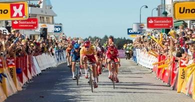 Wyścig kolarski Tour des Fjords 2017
